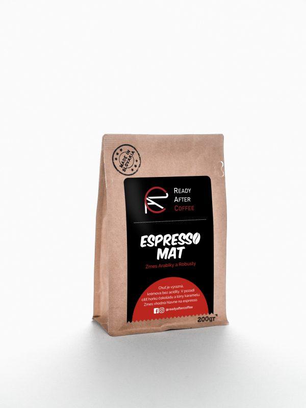 Espresso MAT káva