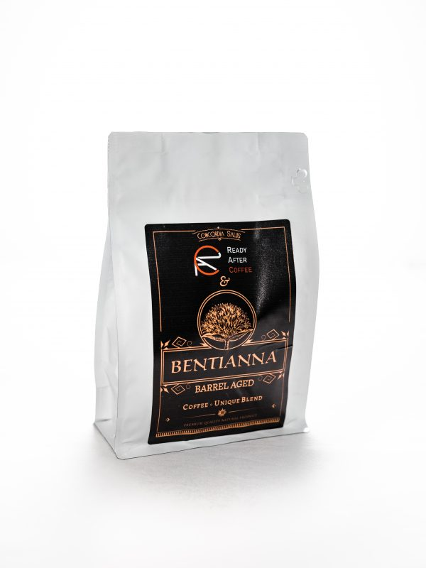 Barrel Aged Coffee - BENTIANNA