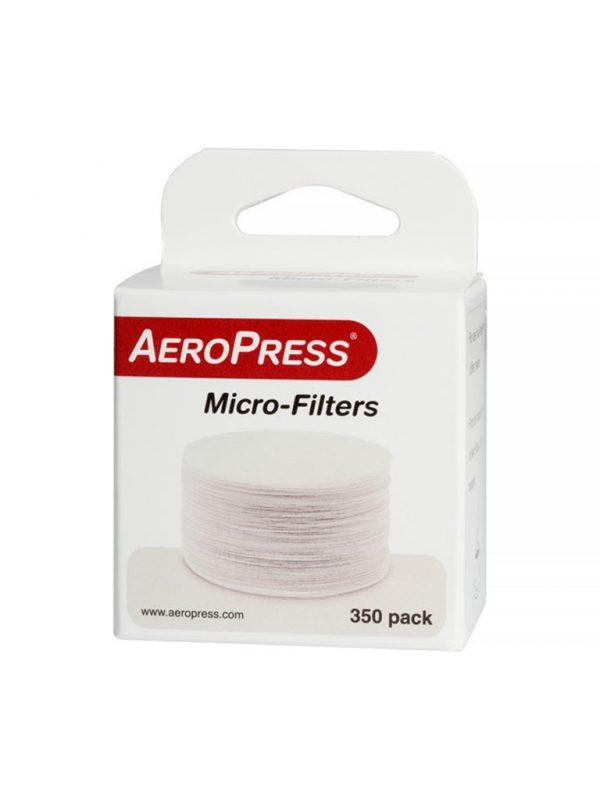 Papierový filter pre AeroPress 350ks
