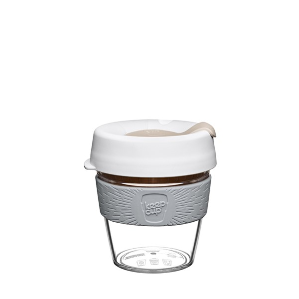 KeepCup Clear Nimbus S (227ml)
