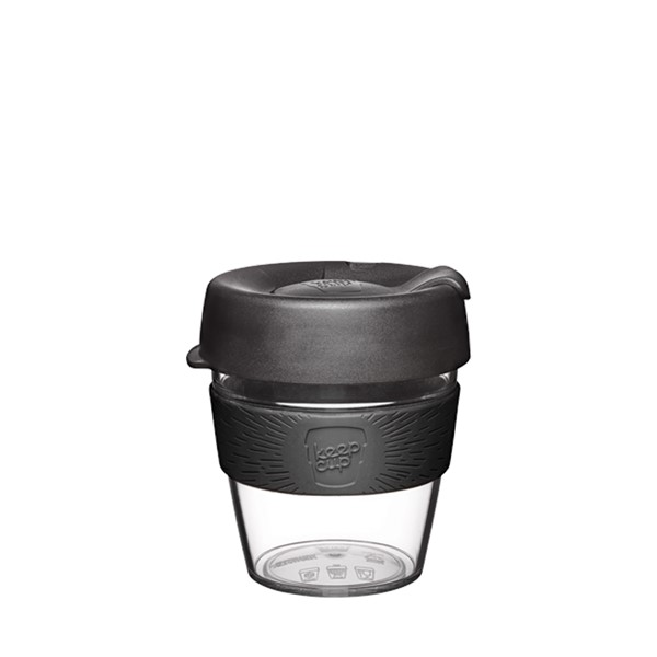 KeepCup Clear Origin S (227ml)