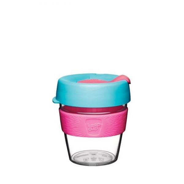 KeepCup Clear Radiant S (227ml)