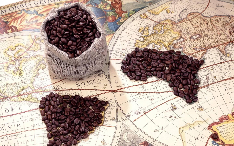 História kávy