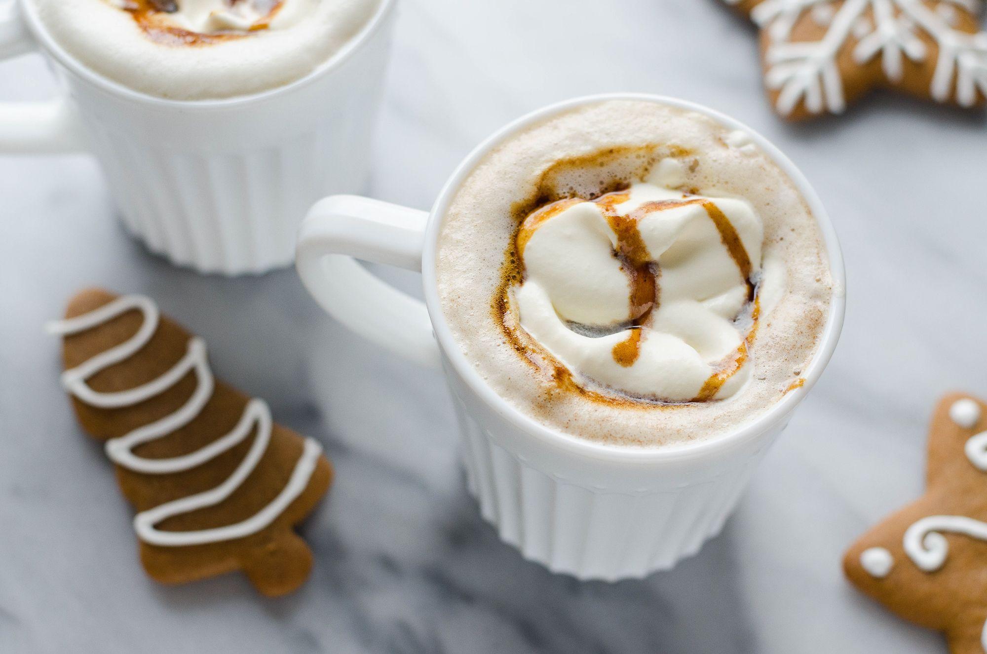 5 horúcich kávových zimných drinkov