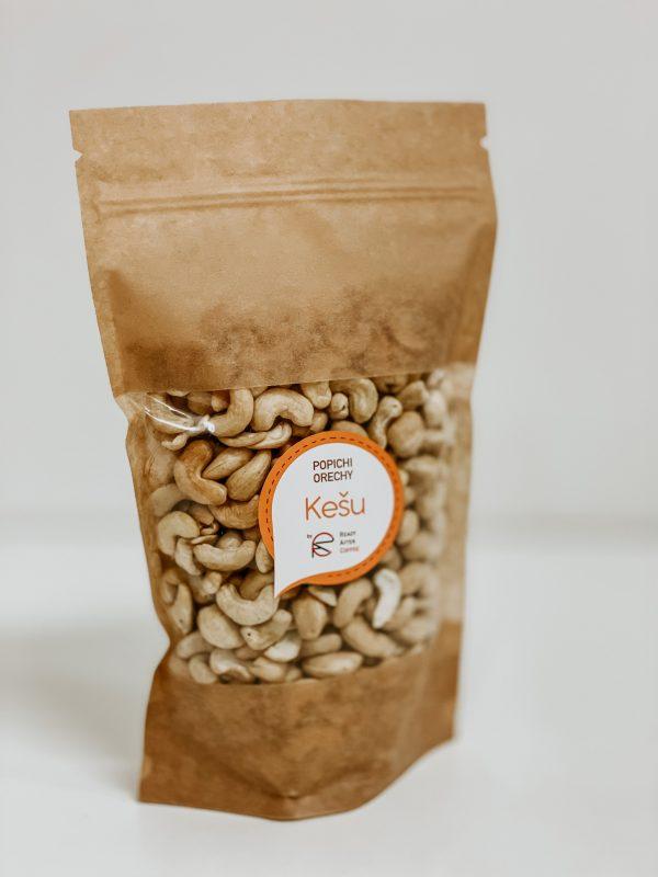 Kešu natural 500g káva