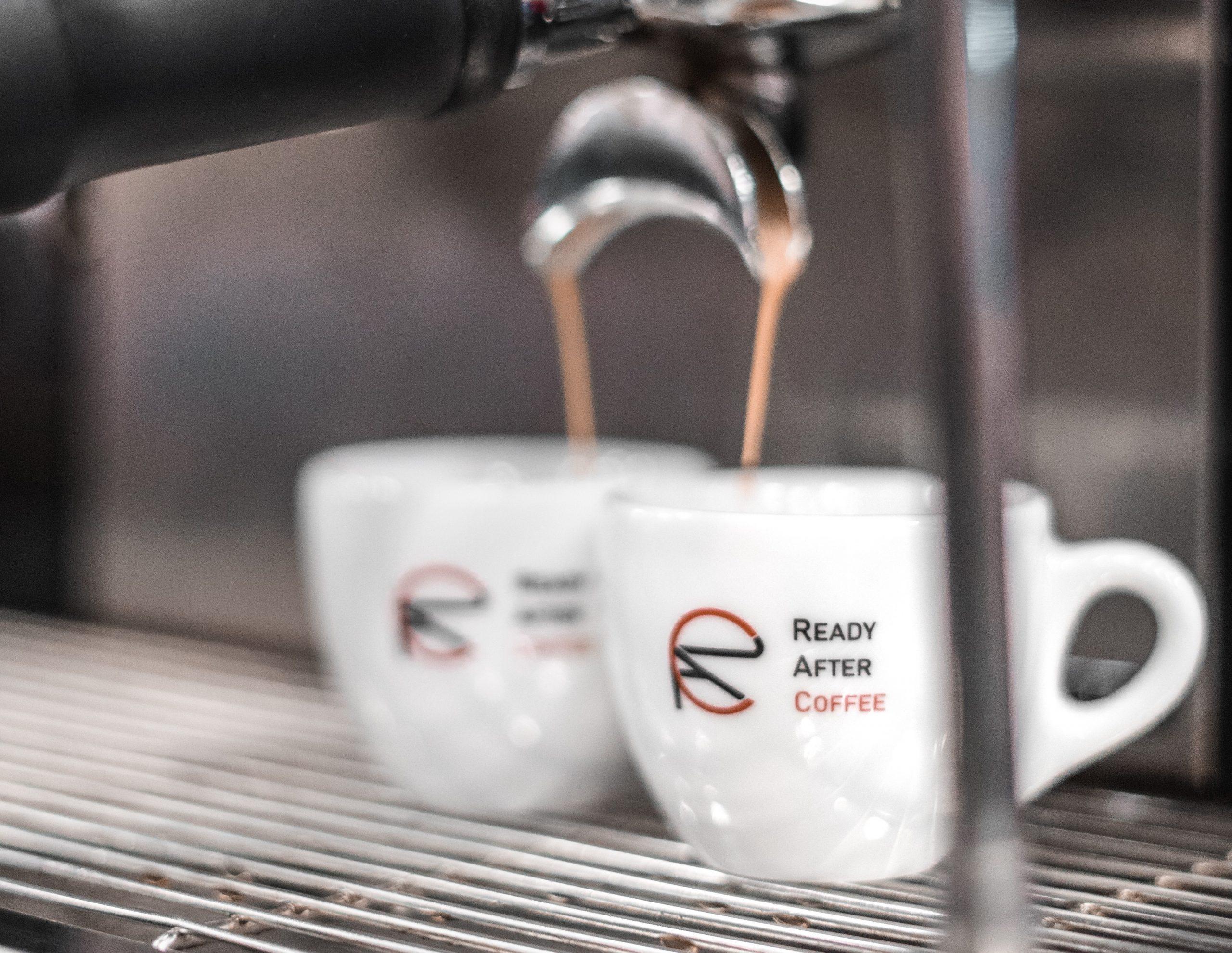 Ready After Coffee káva Taliansko espresso